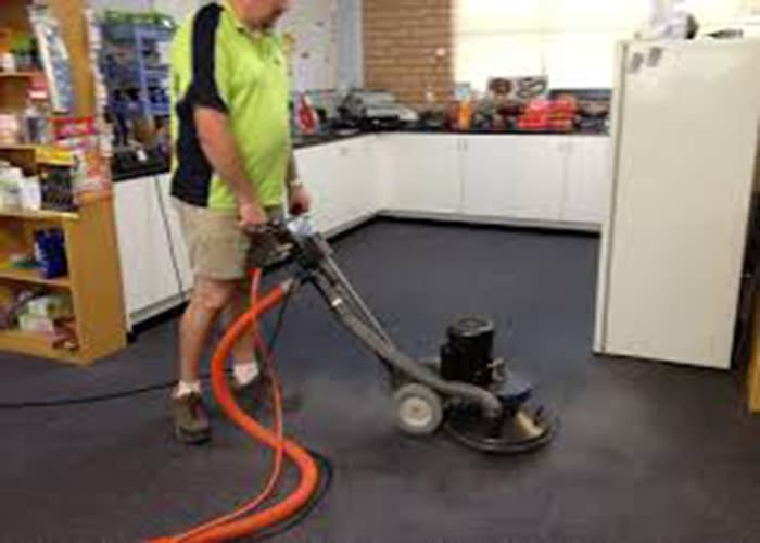 Portable Carpet Cleaning