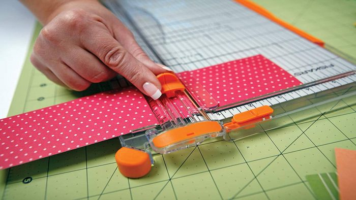 How to Use a Paper Cutter