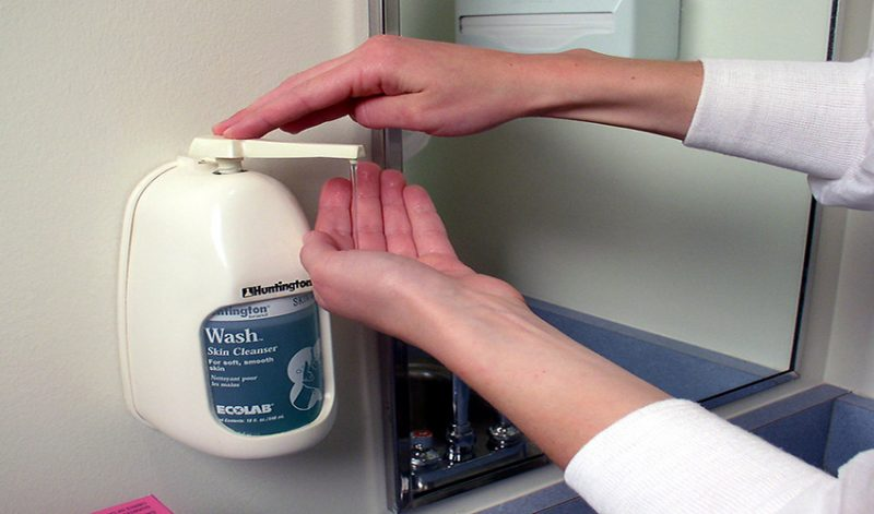 Hand Soap for Dry Skin