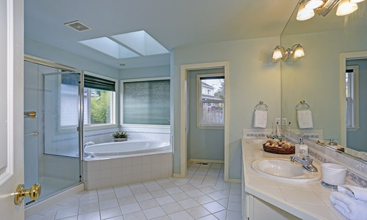 best paint for bathroom ceiling